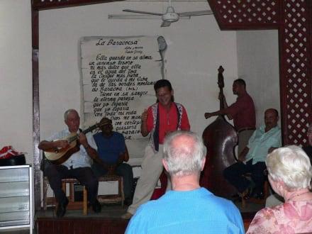 Live-Musik im Casa de la Trova  - Casa de la Trova
