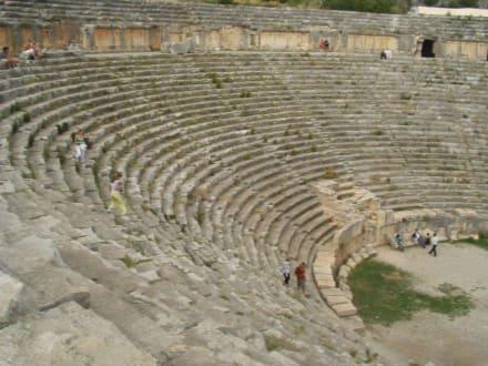Felsengräber - Theater von Myra