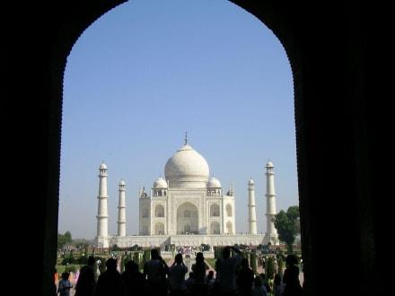 Das Taj Mahal - Taj Mahal