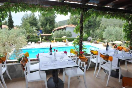 Restaurant view -