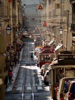 Der weg ist das Ziel - Altstadt Lissabon