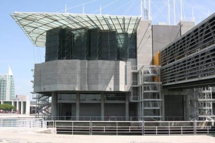 Naturreservat/Zoo - Oceanário de Lisboa