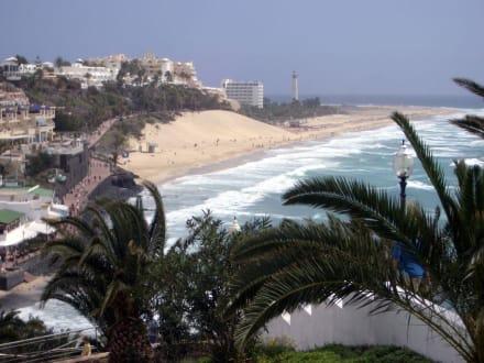 Strand bei Morro Jable - Strand Morro Jable