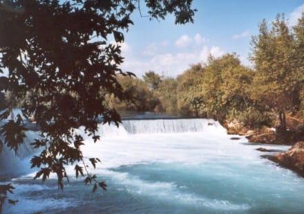 Wasserfall von Manavgat - Manavgat Wasserfälle
