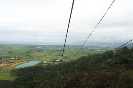 Skyrail Talstation - Skyrail Rainforest Cableway