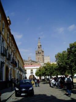 Die Giralda - Kathedrale von Sevilla