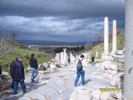 Teile vom Prytaneion! - Antikes Ephesus