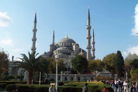 Blaue Moschee Istanbul - Sultan Ahmed / Blaue Moschee