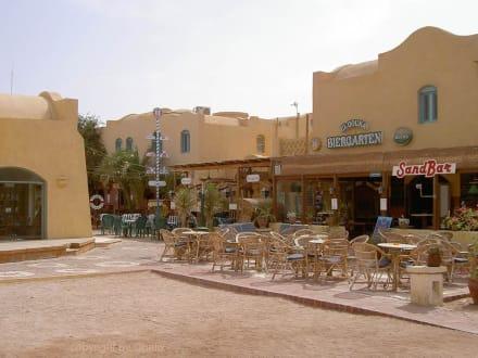 El Gouna Downtown Sand Bar - Sand-Bar (geschlosssen)