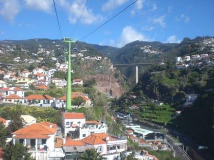 Funchal/Madeira - Seilbahn Funchal