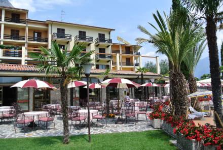 Hotelansicht - Hotel Caravel