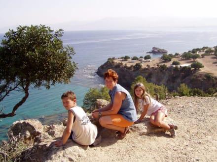 Akamas Aussichtspunkt - Wandern Latsi