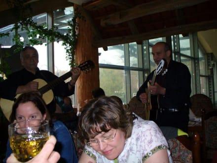 Die Musiker im Hintergrund! - HolidayCheck User-Treffen Nord