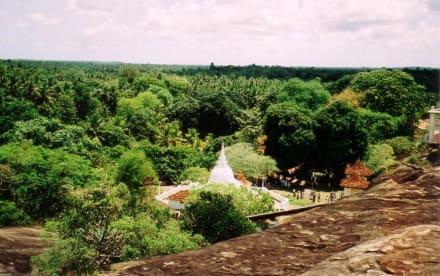 Tempelanlage - Aluthepola Tempel