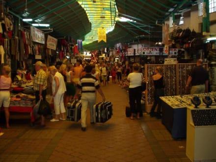 Markt/Basar von Manavgat - Markt