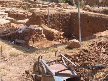 Neue Archäologische Ausgrabungen - Ausgrabung Kissamos
