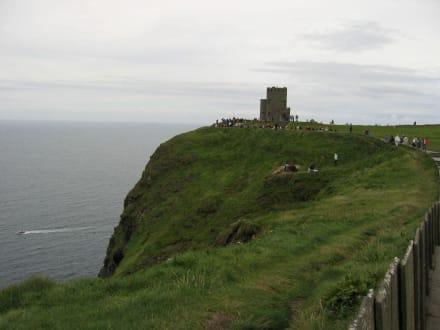 Der Wachturm an den Cliffs - Cliffs of Moher