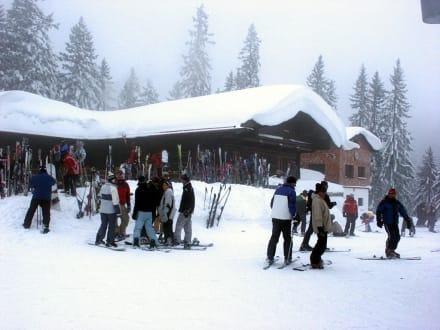 Bergstation Stümpflingbahn - Stümpfling