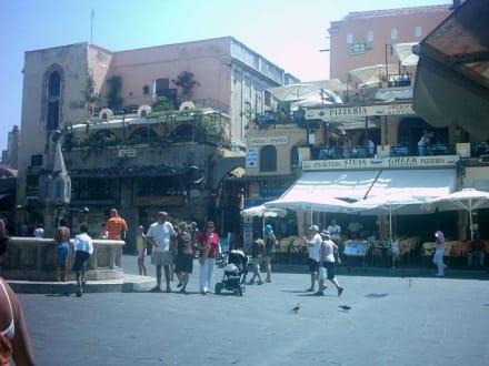 In der Altstadt von Rhodos-Stadt - Altstadt Rhodos Stadt