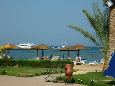 Plage - Hotel Grand Seas Hostmark Resort