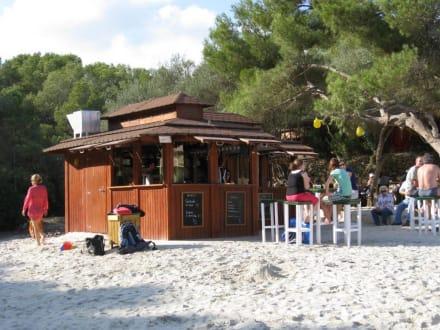 Strandbar - Cala Sa Nau