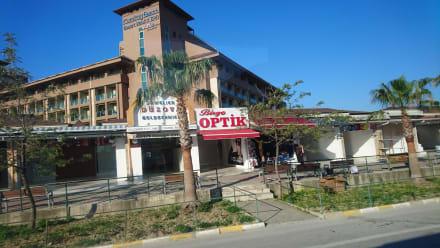 Kumköy Einkaufsstrasse - Einkaufen & Shopping