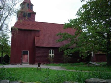 Kirche in Skansen - Freilichtmuseum Skansen