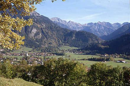 Algäuer Alpen - Tour zur Willersalp
