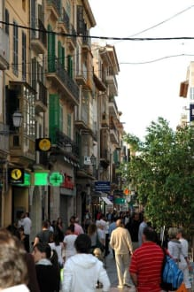 Irgendwo Downtown - Altstadt Palma de Mallorca