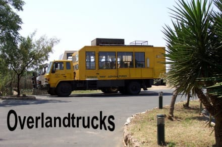 Overland-Trucks - Transport