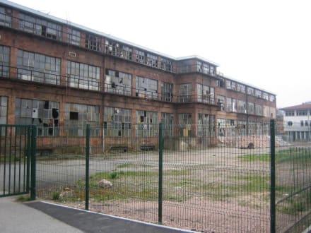 Die Gebäude des Museums - Automobile Welt Eisenach