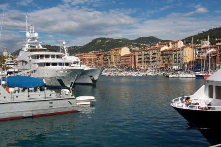 Nizza Hafen - Hafen Nizza