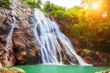 Na Muang Wasserfall - Na Muang Wasserfall