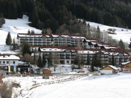 Hotelanlage - Ferienpark Oberallgäu