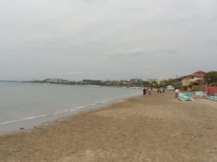 Strandwanderung von Side zum Hotel Asteria - Tour & Ausflug