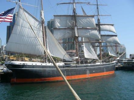 Am Hafen - Maritime Museum of San Diego