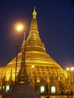 Shwegadon Pagode - Shwedagon Pagode
