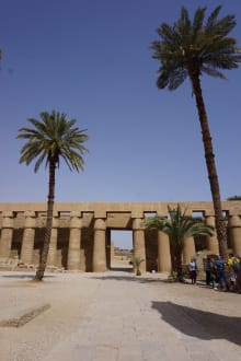 Ausflug Karnak Temple - Amonstempel Karnak