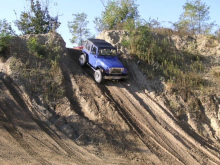 Die etwas andere Rodelpartie - Jeep Safari Klein-Pöchlarn