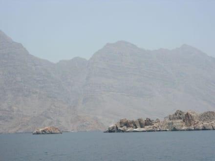 Fjord Musandam - Dhow Kreuzfahrt in & um Musandam