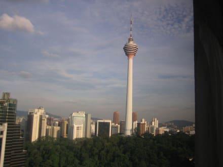 Fersehturm von Kuala Lumpur - Menara Kuala Lumpur (Fernsehturm)
