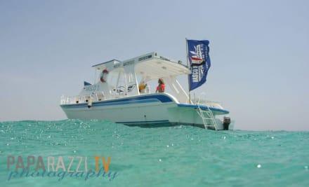 Vasco Renna Boot - Windsurfschule Vasco Renna