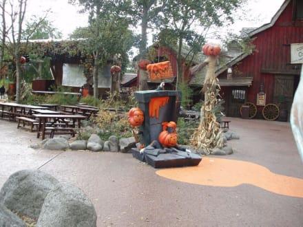 Im Frontierland - Disneyland Resort Paris / Euro Disney