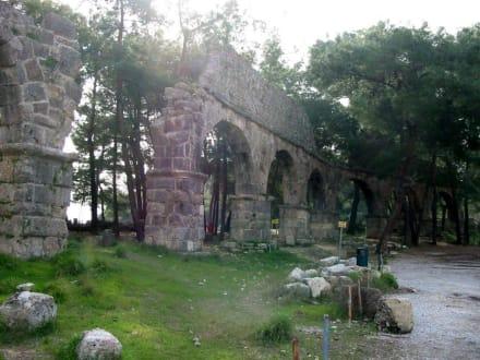 Ruinen von Phaselis - Phaselis