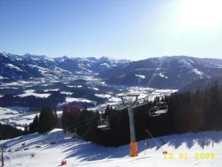 Skigebiet - Wilder Kaiser