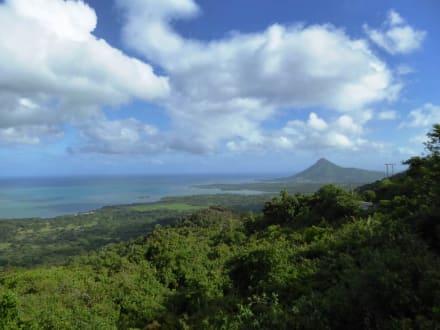 Blick über die Insel - Geführte Touren Andrea Rodrige