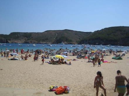 Montgo-Strand - Punta Montgó