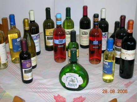 Wein - Markos Tavern