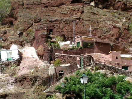 Höhlenwohnung - Höhlendorf Bermeja Cuevas