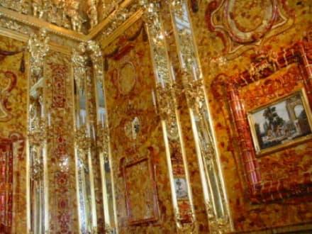 Katharinenpalast - Bernsteinzimmer